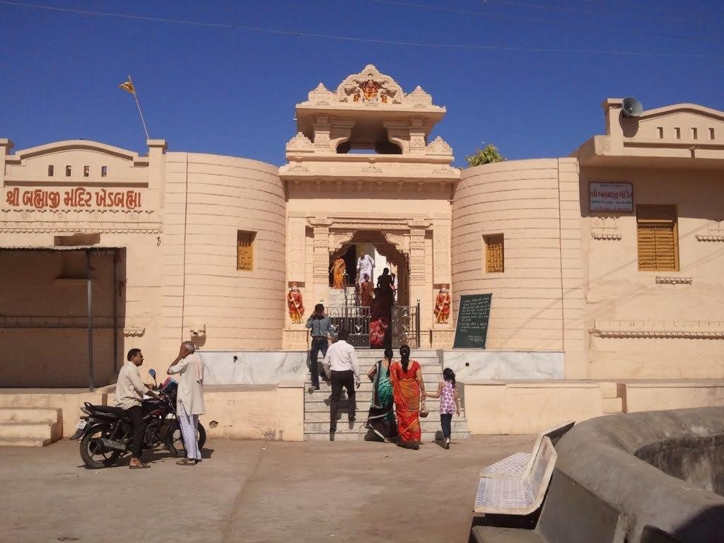 khedbrahma-brahma-temple