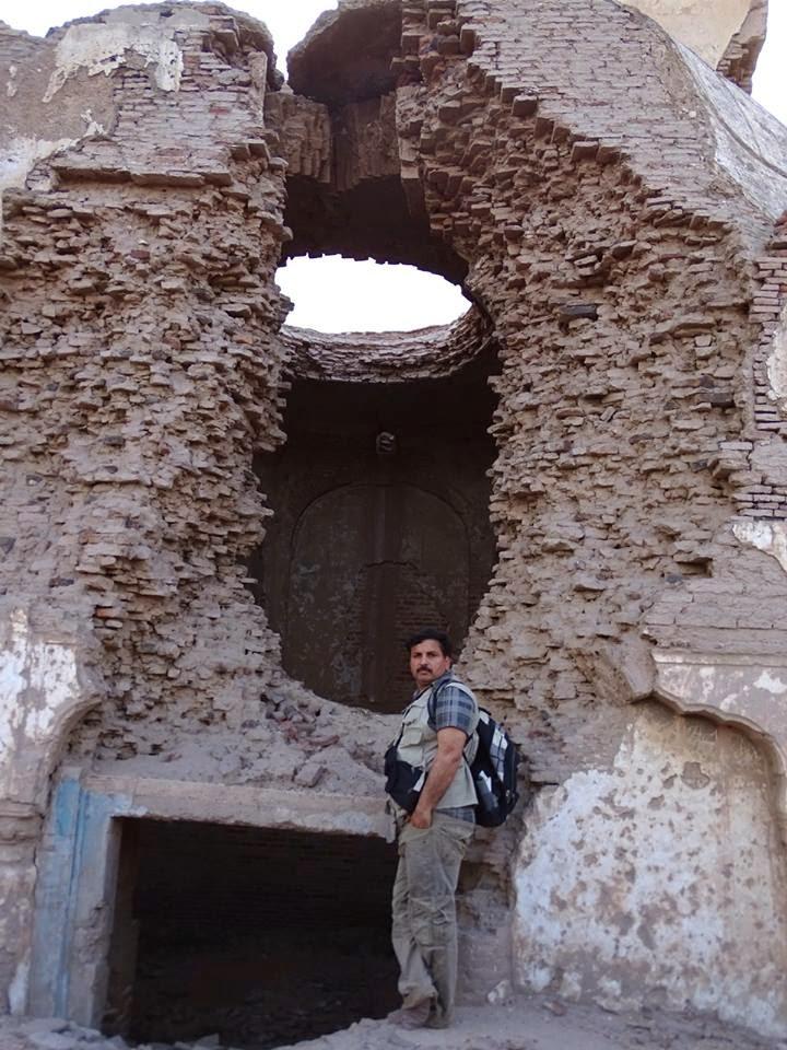 Multan temple 2a