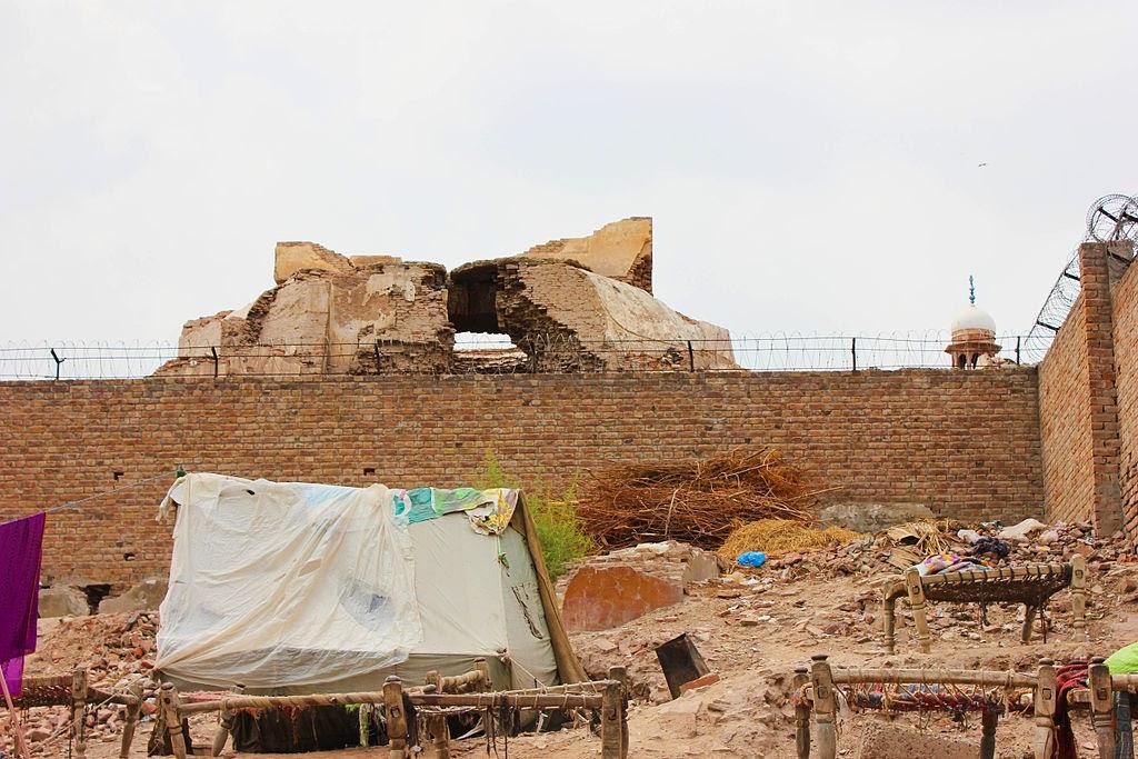 Multan temple 6