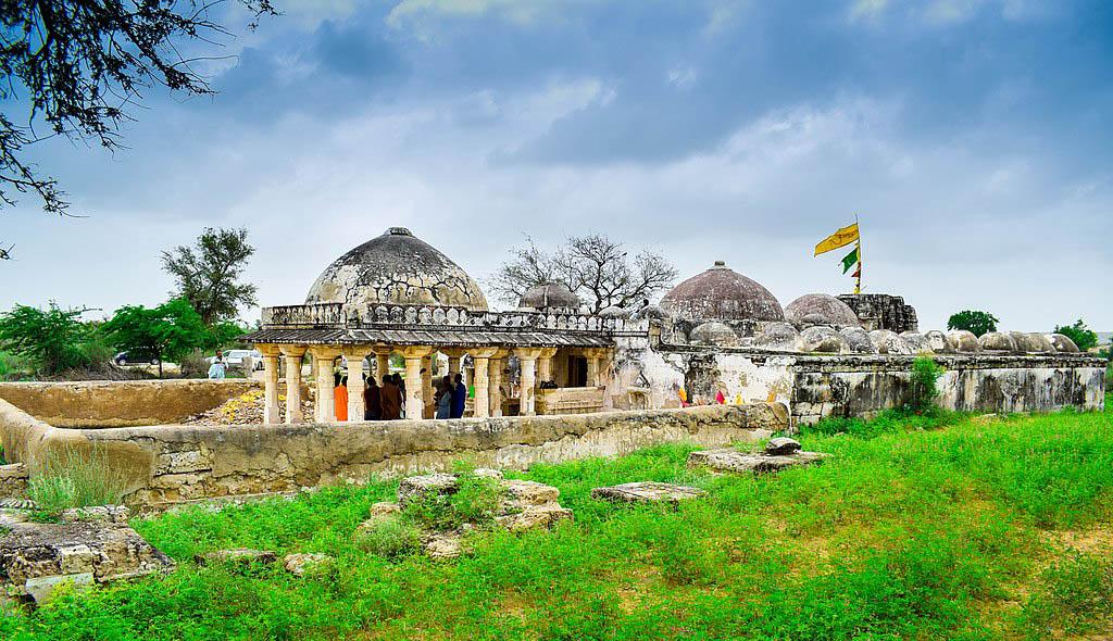 Gori Temple 3