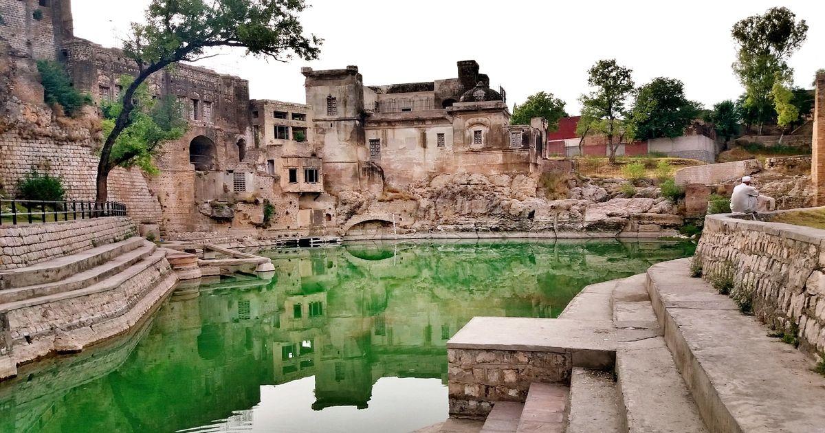 Katasraj Temple 2
