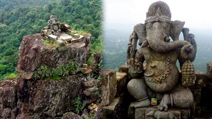 ganesh-temple-dholkal 2