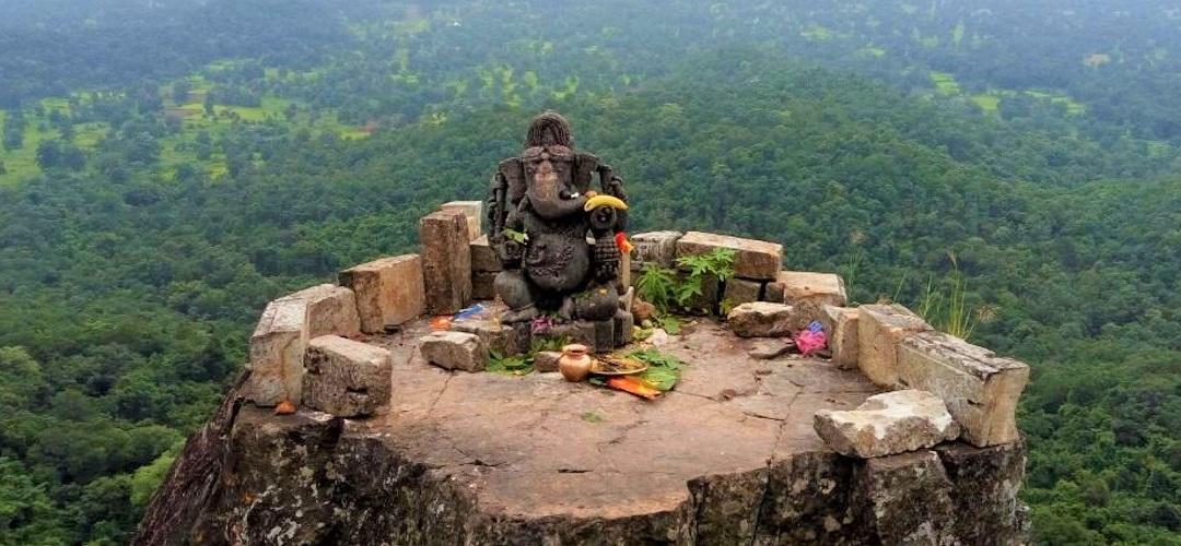ganesh-temple-dholkal 4