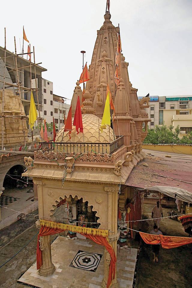 panchmukhi hanuman karachi